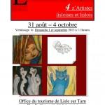 Lisle-sur-Tarn : Expo artistique