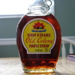 maple syrup (c) Steven Coutts
