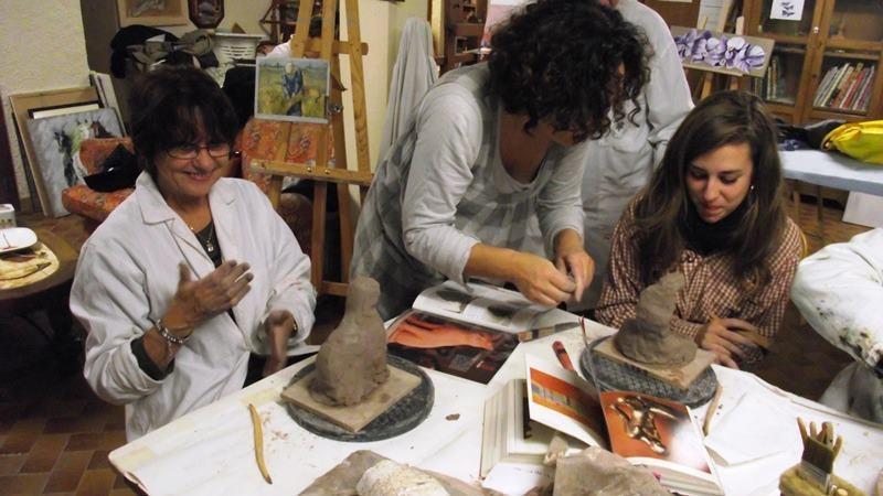 Montdragon portes ouvertes l atelier art monie et - Atelier chardon savard portes ouvertes ...