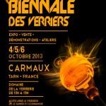 Carmaux : 6ème Biennale des Verriers au Musée du Verre