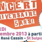 Saint-Sulpice : Algorithme fête ses 5 ans / Concours DTT