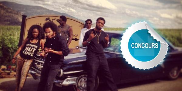 Gagnez des places pour le concert de The coup à Castres - Concours DTT