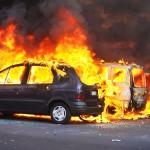 Incendie de vehicules / © MacX - Fotolia