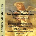 Les Anges Musiciens (c) Lo Grifol   (Alain FOURNIE)