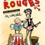 Gaillac : Les oreilles rouges en concert en clôture du Salon du Livre