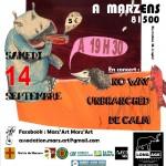 Marzens Concert de musique pop-rock (c) Association Marz'Art