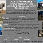 Lisle-sur-Tarn : Portes ouvertes au Domaine du Rousset