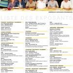Salon de l'habitat de Gaillac 2013 - Les exposants