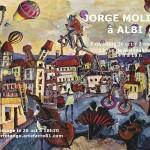 Albi : Exposition de peintures de Jorge Molina