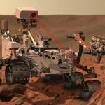 Albi : L'exploration de la planète Mars, conférence d'Alain Gaboriaud à l'université Champollion