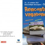Castres : Rencontres vagabondes à la Bibliothèque municipale