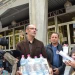 Environnement : Lancement de l'opération «Offrez une bouteille d'eau du barrage de Sivens à votre élu(e) !»