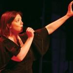 Lavaur : Evelyne Gallet en concert à l'Agora