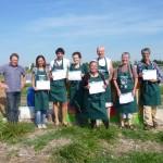 Tarn & Dadou : Les premiers «guides composteurs» formés à Graulhet