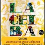 Alban : La Ceiba en concert à l'Atelier