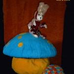 Lapidoux découvre son monde (c) les mille bras