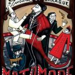Albi : Matamore, théâtre sous chapiteau au Lycée Bellevue