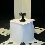 Saint-Amans-Soult : Millefeuilles, théâtre de papier au Tortill'Art