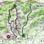 Rallye des côtes du Tarn 2013 - Le spéciale de Montaigut