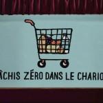 Semaine européenne de la réduction des déchets 2013 - Zéro Gâchis dans le chariot