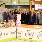 Economie : Signature d'une charte distributeur entre Saveurs du Tarn et les distributeurs tarnais