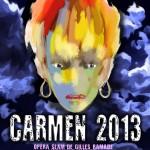 Gaillac : Karmen 2013, comédie Musicale à la Salle de Spectacles