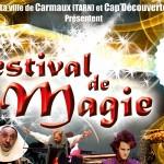 Le Garric : 8ème festival de magie, 6 magiciens prestigieux à Cap Découverte / Concours DTT