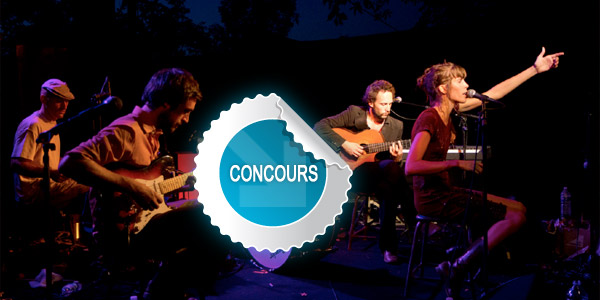 Gagnez des places pour le concert de Jür à Saint-Sulpice - Concours DTT