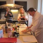 Cordes-Sur-Ciel Cours de cuisine Foie Gras (c) Chef Jean-Luc Denonain