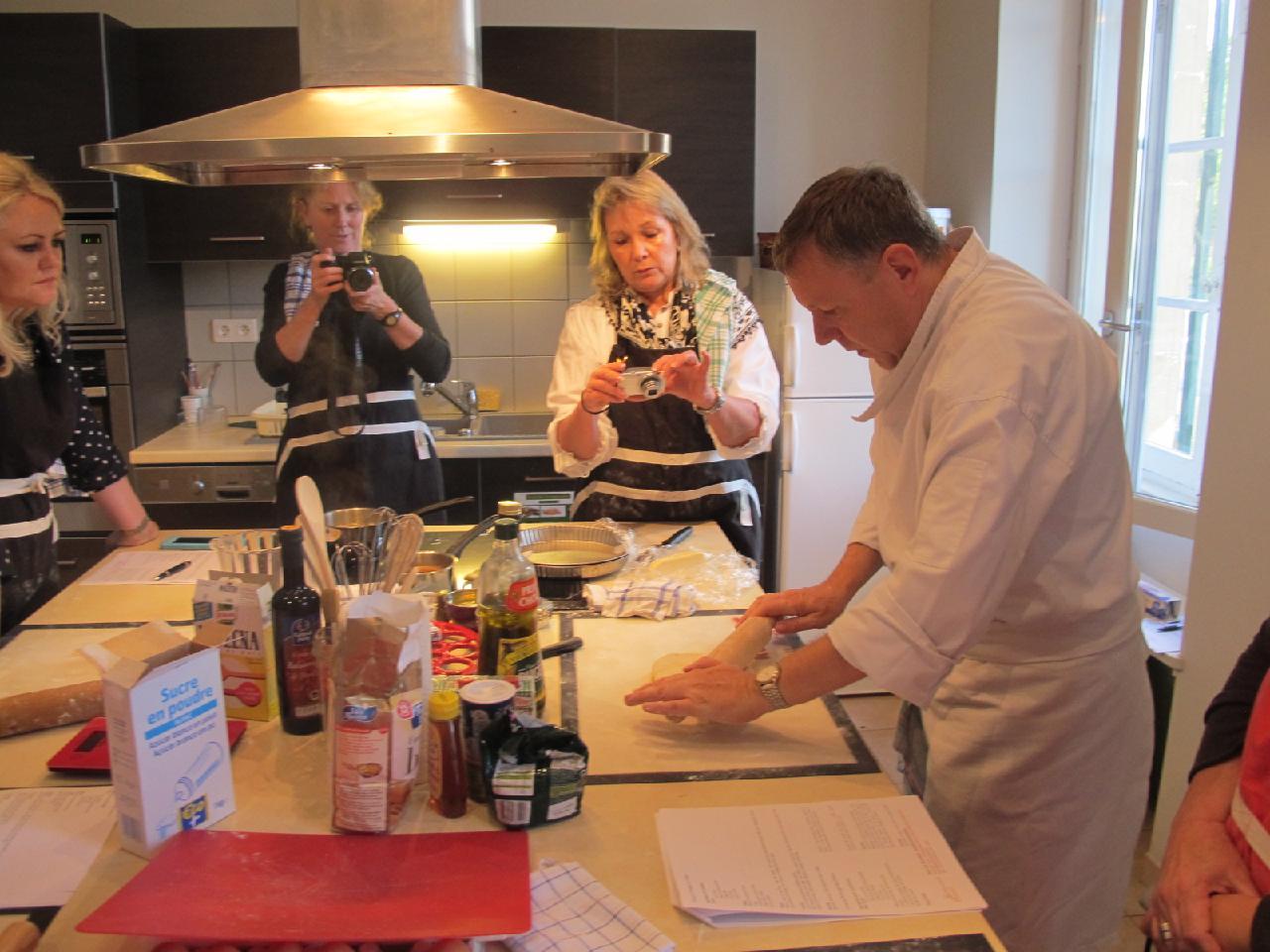 Cordes sur ciel cours de cuisine foie gras dans ton tarn for Smartbox cours de cuisine