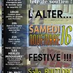 Gaillac : Alterfestive à la Salle Bouzinac