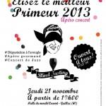 Gaillac : Election du meilleur Gaillac primeur 2013