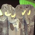 Lavaur : Galetta l'éléphantine de la jungle, spectacle jeune public à la Halle aux Grains