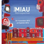 Gaillac : Rétrospective Denis Miau au Musée des Beaux-Arts