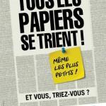 Environnement : Tous les papiers se trient… et se recyclent, nouvelle campagne de Trifyl !