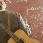 Briatexte : Soirée Cabaret chansons, Frédéric Blanchard en concert