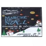 Brassac : Marché de Noël