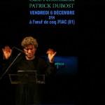 Fiac AFIAC/Café/Performance  - Patrick DUBOST (c) AFIAC