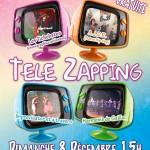 Gaillac : Télé Zapping, voyage musical avec l'Harmonie de Gaillac