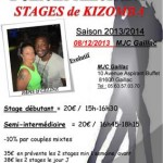 Gaillac : Stage de Kizomba à la MJC