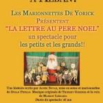 La lettre au Père Noël (c) Les marionnettes de Yorick