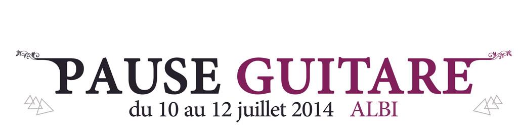 Pause Guitare 2014