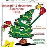 Rabastens Marché de Noêl Puységur (c) Association des parents d'élèves APEL