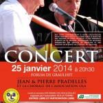 Concert Frères Pradelles et OLA (c) Association OLA
