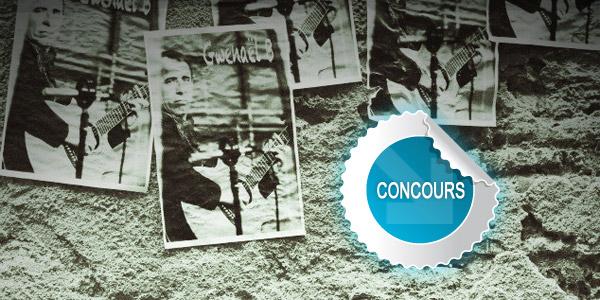 Gagnez des places pour le concert de Gwenaël B à l'Ibère Familier - Concours DTT