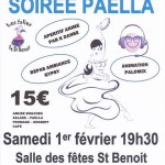 Saint-Benoît-de-Carmaux : Soirée repas dansant