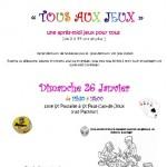 Saint-Paul-Cap-de-Joux Tous aux jeux (c) association l'ile aux parents