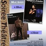 Saix l'E.M.A.D se met en scène (c) MJC SAIX