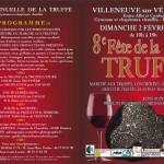 Villeneuve-sur-Vère Fête de la truffe (c) Syndicat des trufficulteurs