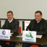 Convention CCI CORA / © CCI du Tarn